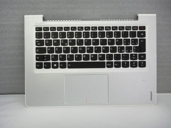 Lenovo QWERTY Keyboard IdePad 510s IT Backlight silver SN20K82345 V B %11