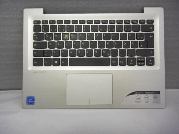 Lenovo QWERTZ Keyboard IdeaPad 320s DE silver SN20M61834 V B %10