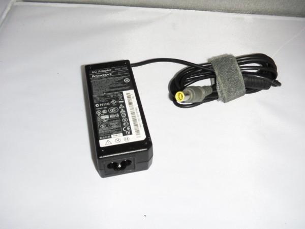 Lenovo Netzteil Ladegerät AC Adapter 65W 20V 3,25A 92P1157 B *27