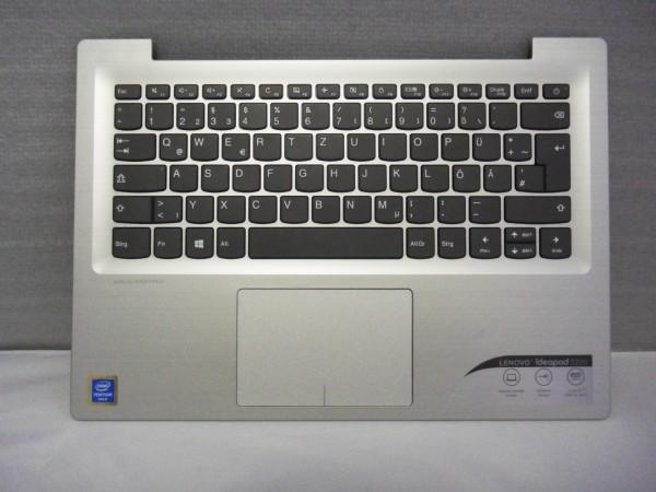 Lenovo QWERTZ Keyboard IdeaPad 320s DE silver SN20M61984 V B %10