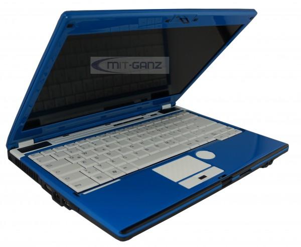 Fujitsu Lifebook S760 i5 520M/2.4GHz/2GB/160GB/13.3 Zoll/hellblau/Top Zustand