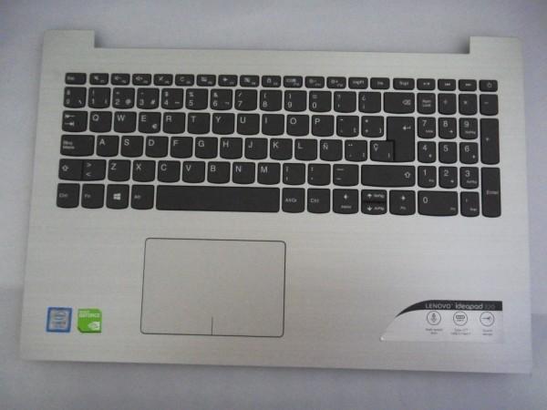 Lenovo QWERTY Keyboard IdeaPad 320 ES silver SN20M63041 V B %1.1
