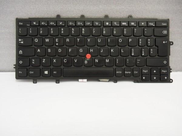 Lenovo Thinkpad QWERTY Keyboard X250 X260 IT FRU04Y0917 V B #3.2