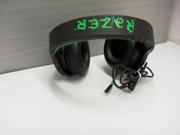 Razer Kraken Pro Gaming Music Headset black green RZ04-01380100 V B $2
