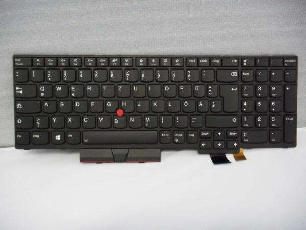 Lenovo ThinkPad QWERTZ Keyboard T570 T580 P51s P52s DE 01ER594 Backlight V B #17