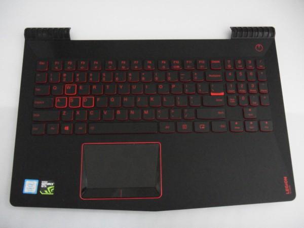 Lenovo QWERTY Keyboard Legion Y520 US Backlight black SN20M27498 V B %8