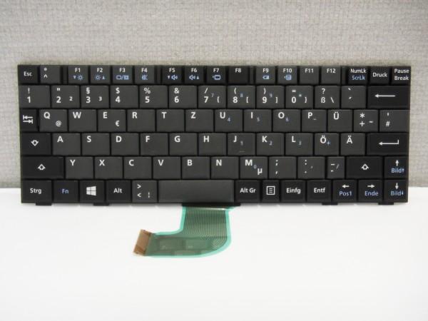 Panasonic QWERTZ Keyboard Toughbook CF19 CF18 DE N860-7672-T403 V A #30