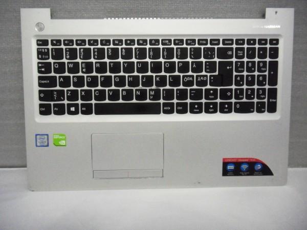 Lenovo QWERTZ IdeaPad 510 ND DK NO SE FI silver grey SN20K82547 V B %3